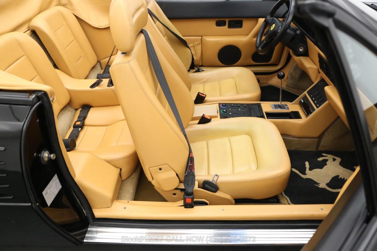 Used 1990 Ferrari Mondial T Cabriolet | Los Angeles, CA