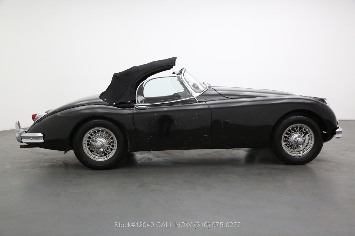 Used 1958 Jaguar XK150 Roadster   Los Angeles, CA