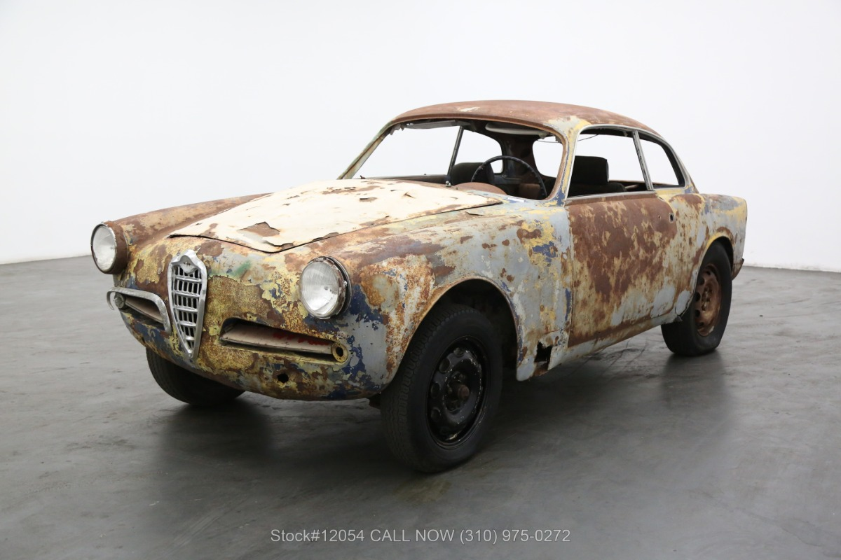 Used 1958 Alfa Romeo Giulietta Sprint  | Los Angeles, CA