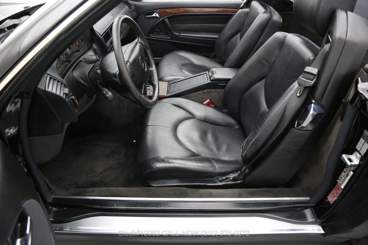 Used 1997 Mercedes-Benz SL500  | Los Angeles, CA