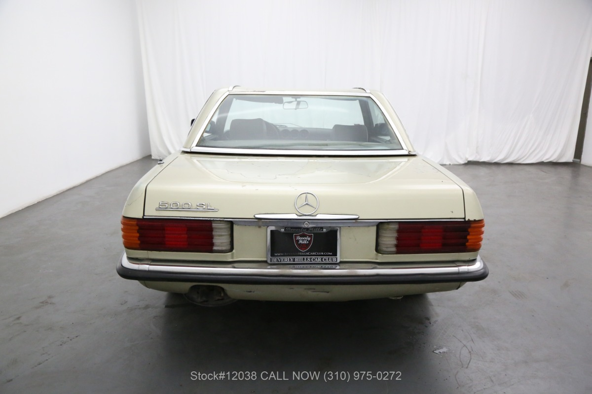 Used 1981 Mercedes-Benz 500SL  | Los Angeles, CA