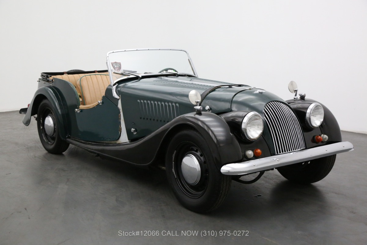 Used 1960 Morgan Plus 4  | Los Angeles, CA