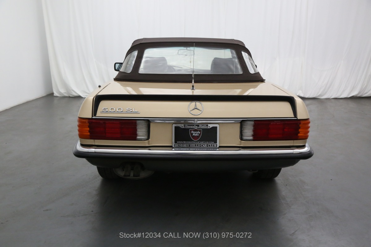 Used 1984 Mercedes-Benz 500SL  | Los Angeles, CA