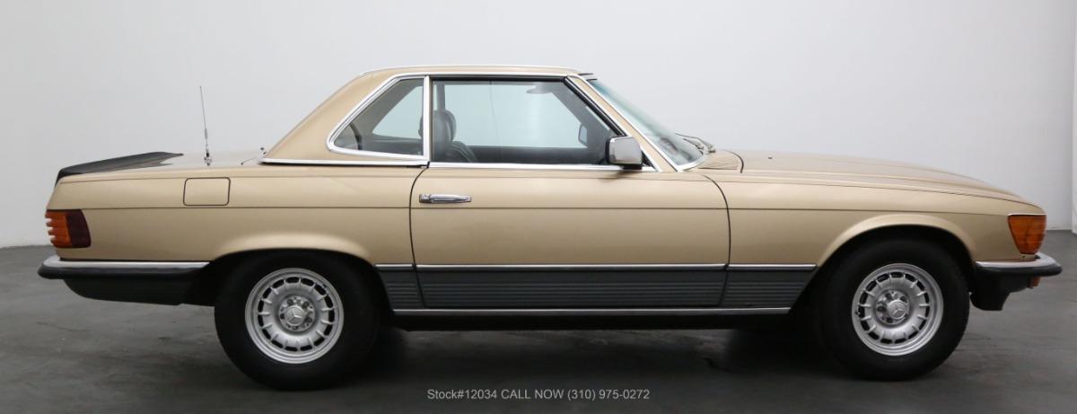 Used 1984 Mercedes-Benz 500SL    Los Angeles, CA