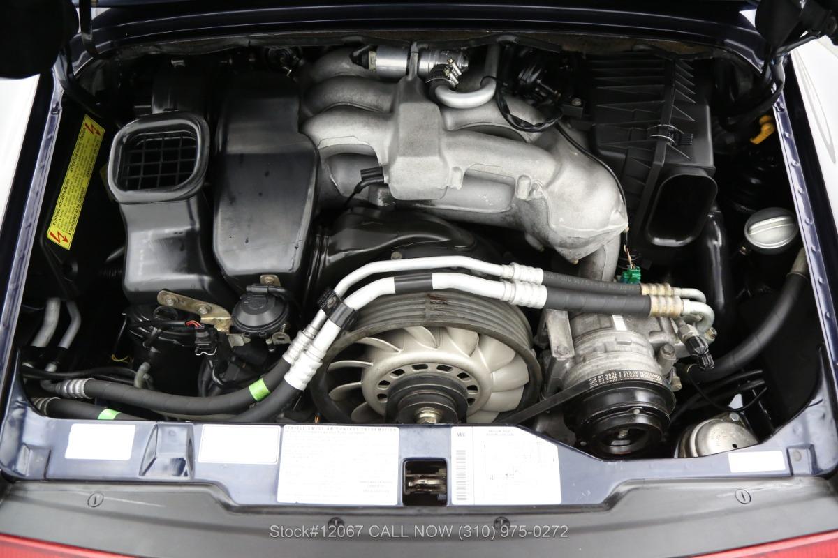 Used 1996 Porsche 993 Cabriolet | Los Angeles, CA