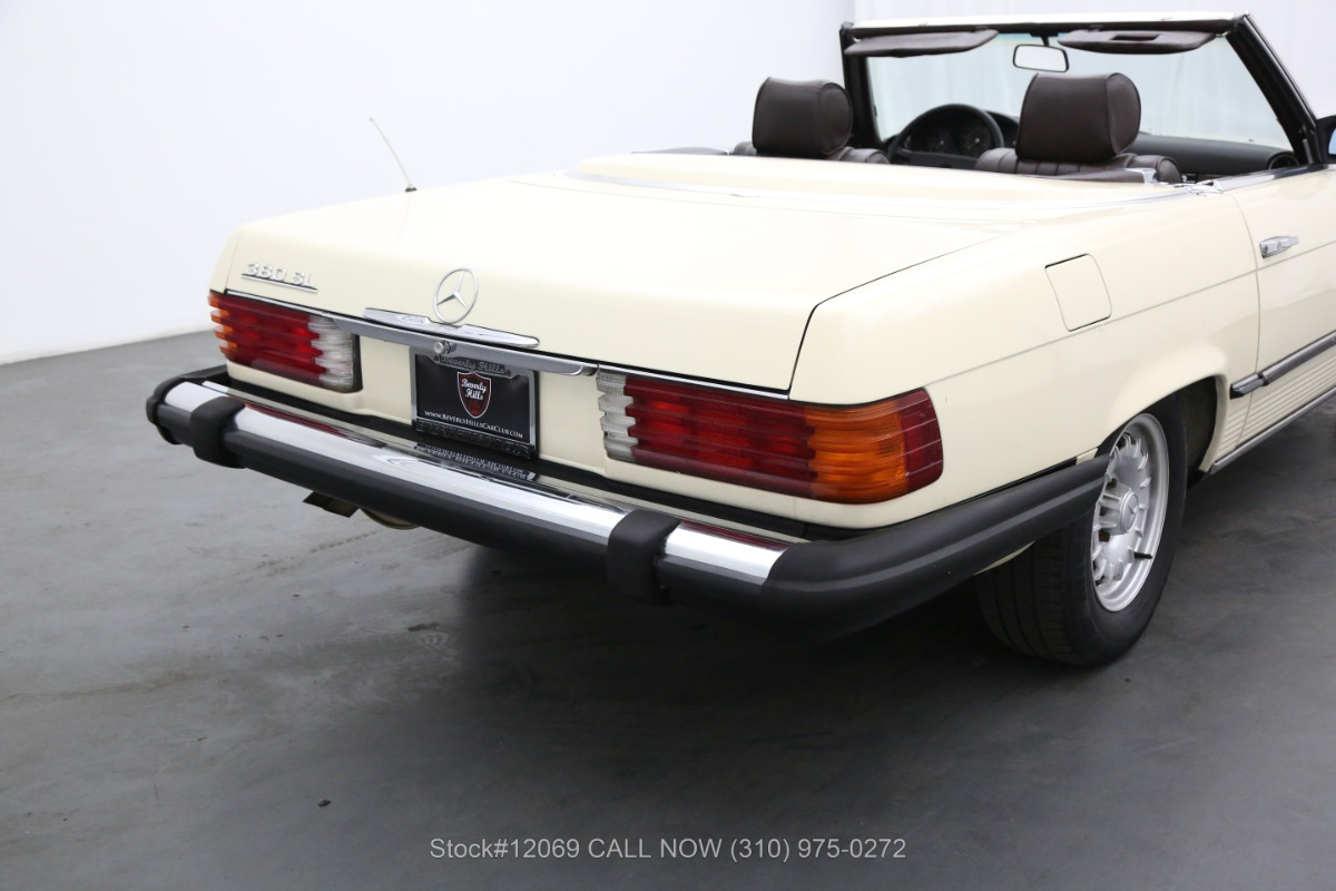 Used 1985 Mercedes-Benz 380SL  | Los Angeles, CA