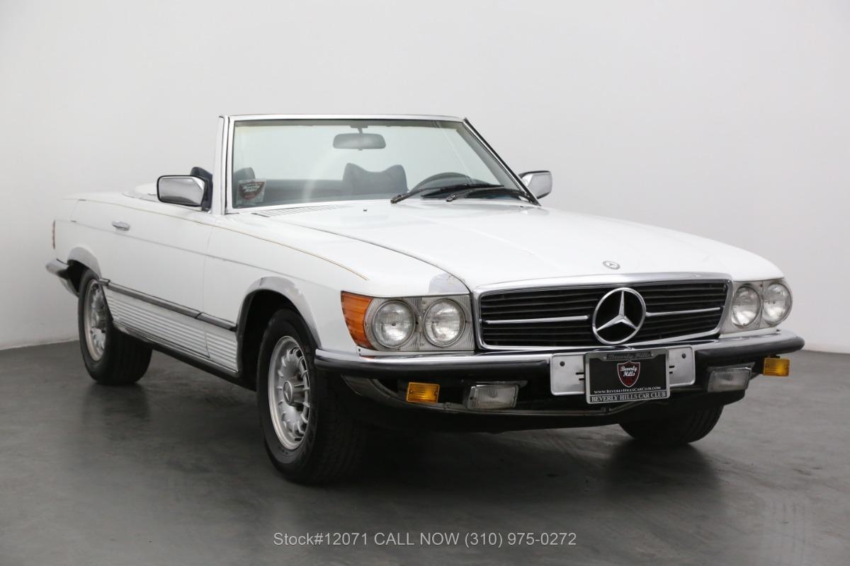 1979 Mercedes-Benz 280SL
