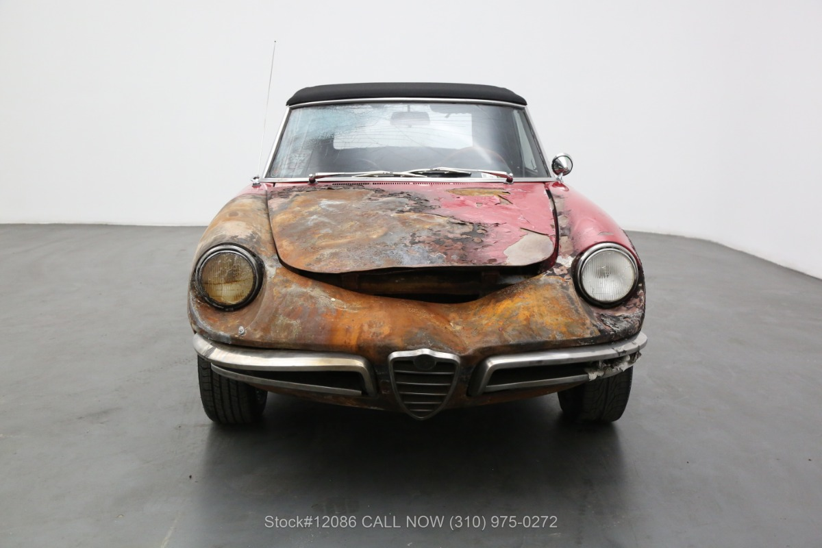 Used 1967 Alfa Romeo Giulia Spider Duetto  | Los Angeles, CA