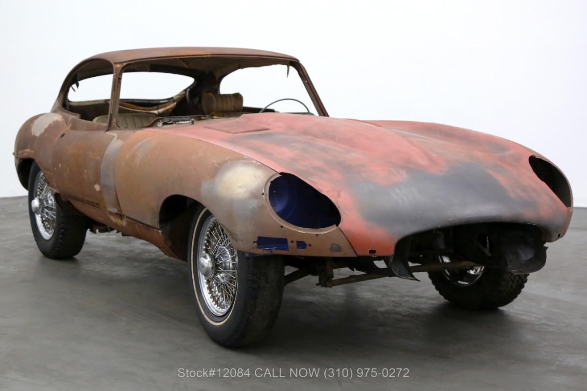 1968 Jaguar XKE Series 1.5 Fixed Head Coupe