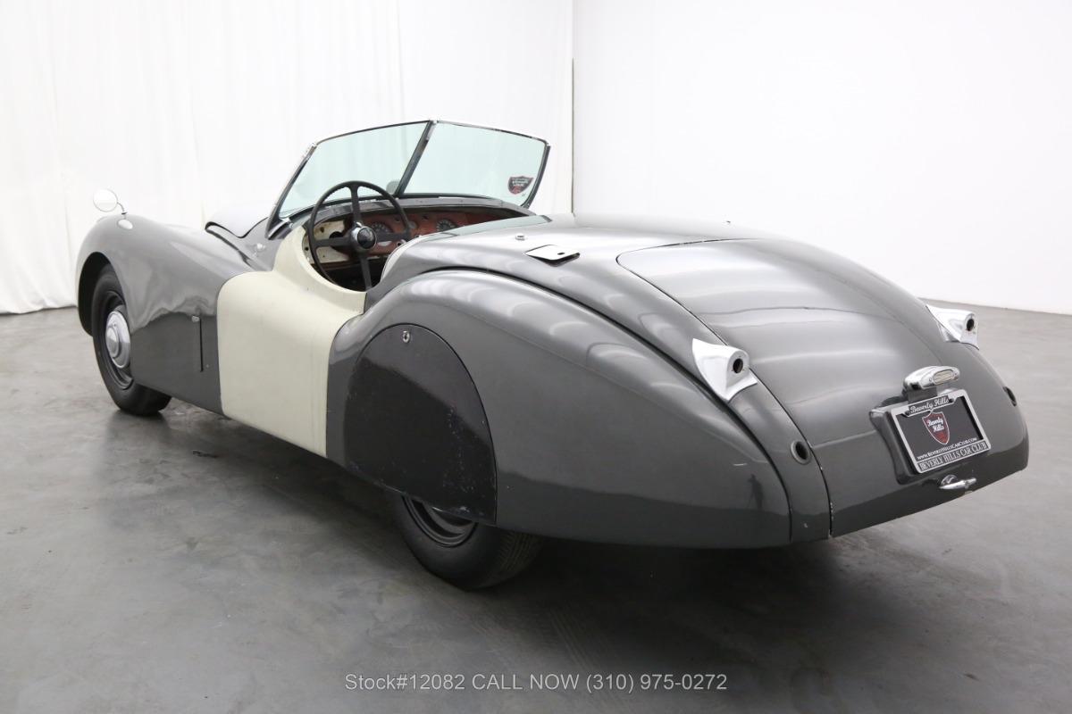 Used 1953 Jaguar XK120 Roadster | Los Angeles, CA