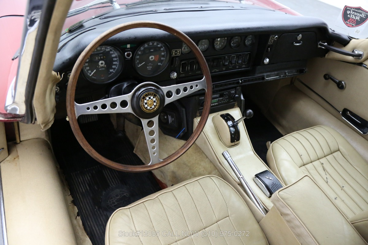 Used 1969 Jaguar XKE 2+2  | Los Angeles, CA