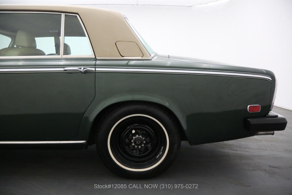 Used 1979 Rolls Royce Silver Shadow II  | Los Angeles, CA