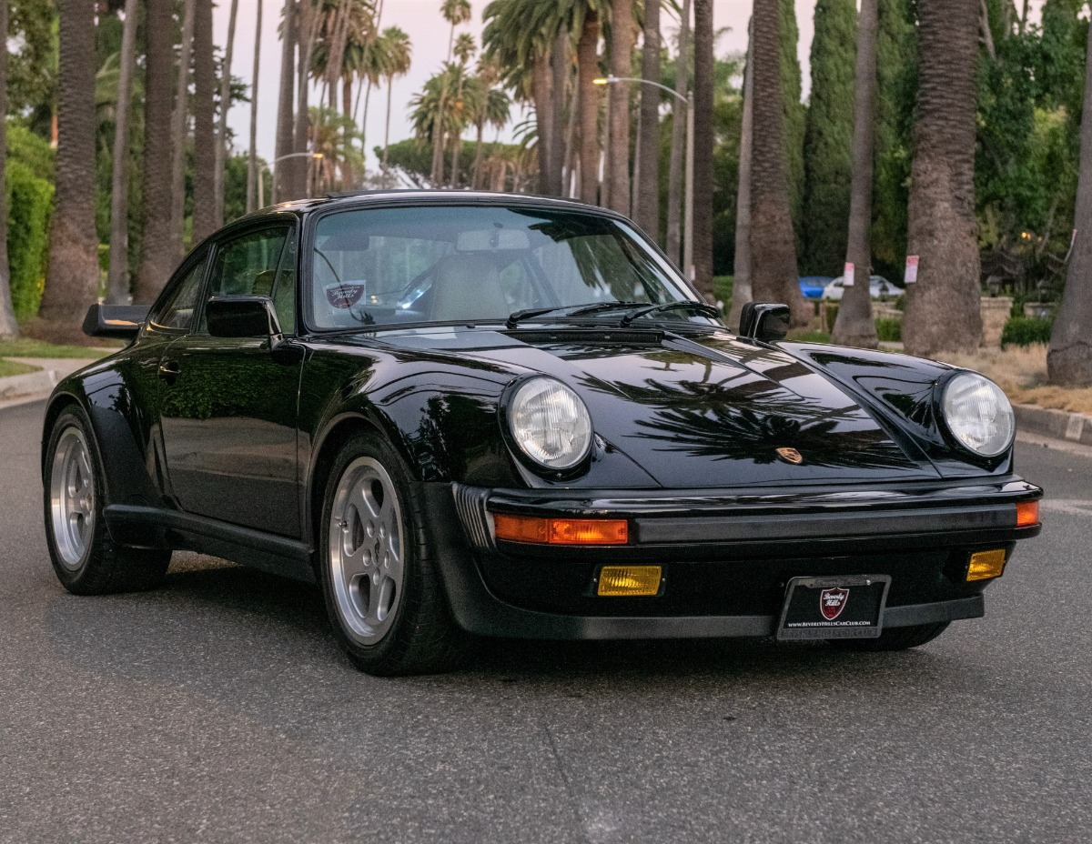 1986 Porsche 930 Turbo Coupe
