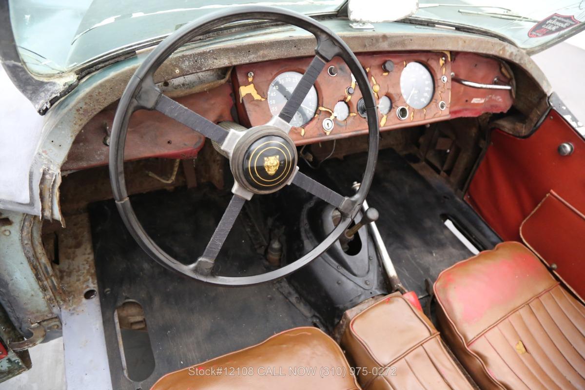 Used 1956 Jaguar XK140MC Roadster | Los Angeles, CA