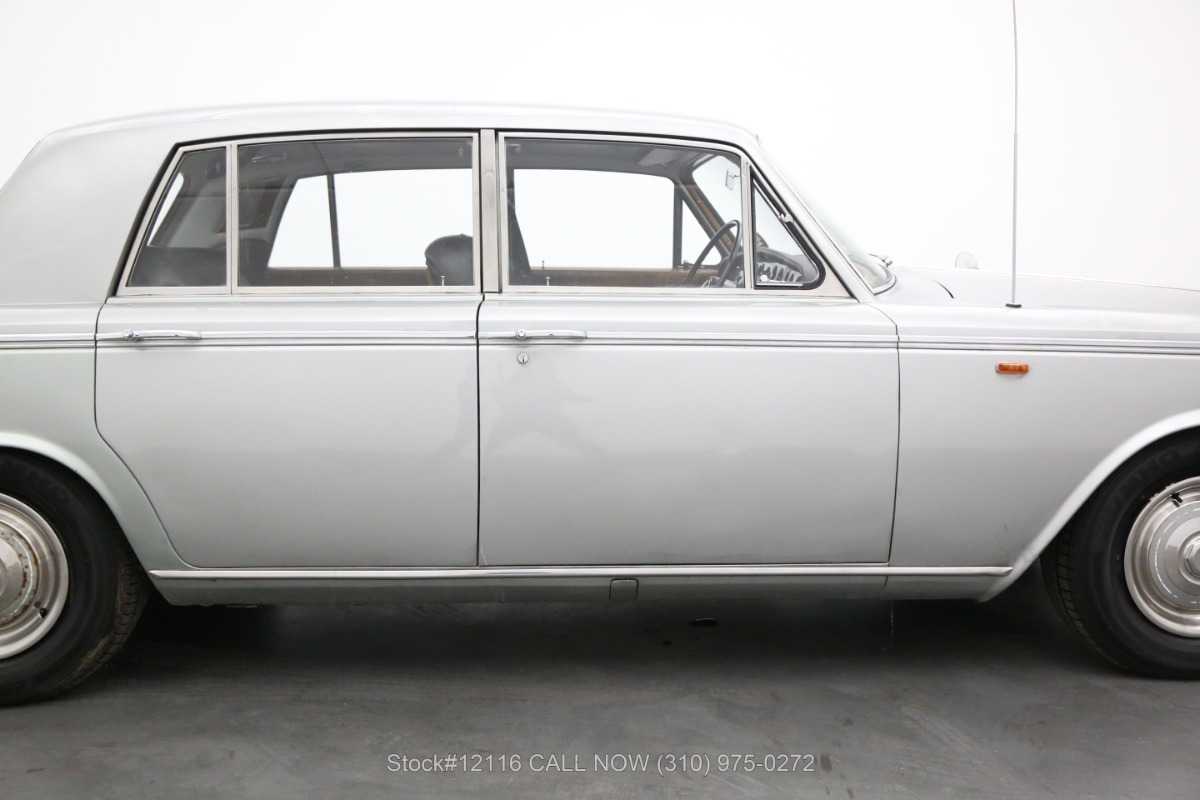 Used 1966 Rolls Royce Silver Shadow Right-Hand Drive    Los Angeles, CA