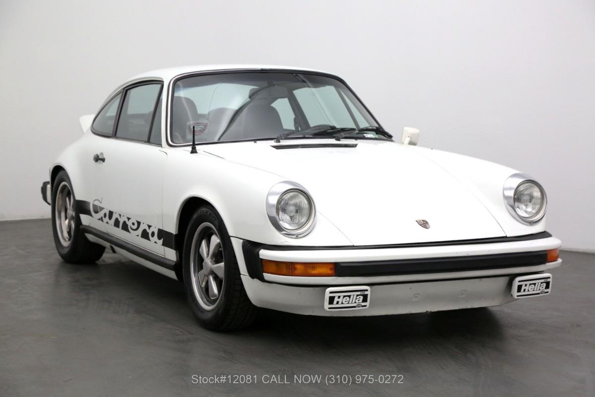 1974 Porsche Carrera Coupe