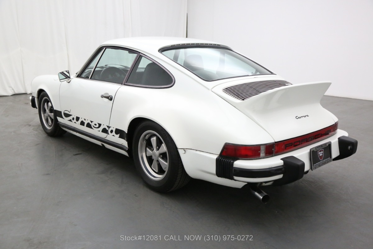 Used 1974 Porsche Carrera Coupe | Los Angeles, CA
