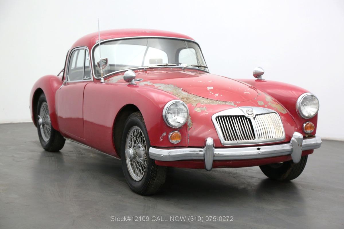 1958 MG A Coupe
