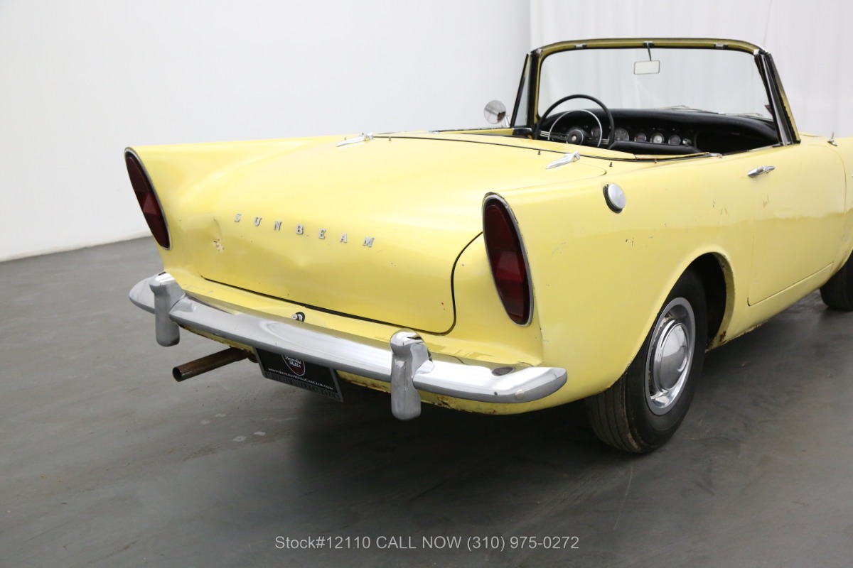 Used 1964 Sunbeam Alpine  | Los Angeles, CA