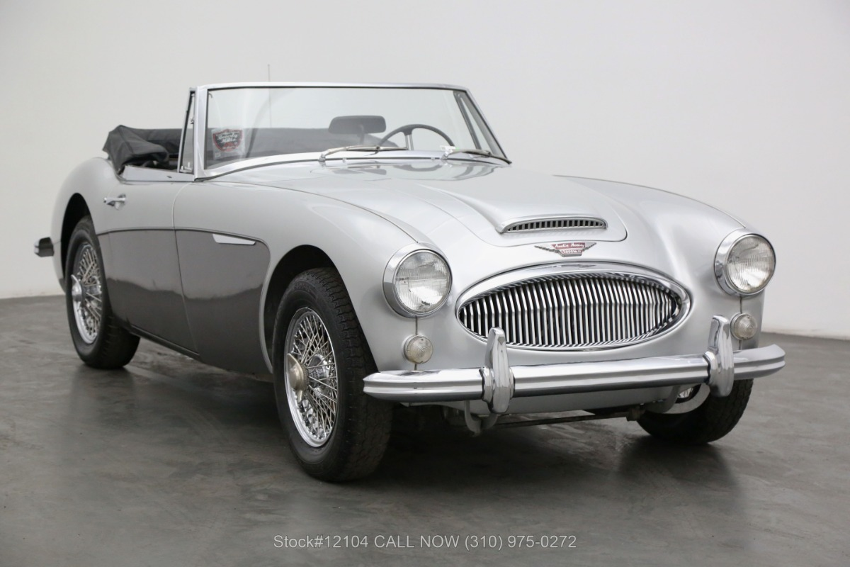 1965 Austin-Healey 3000 Convertible Sports Car