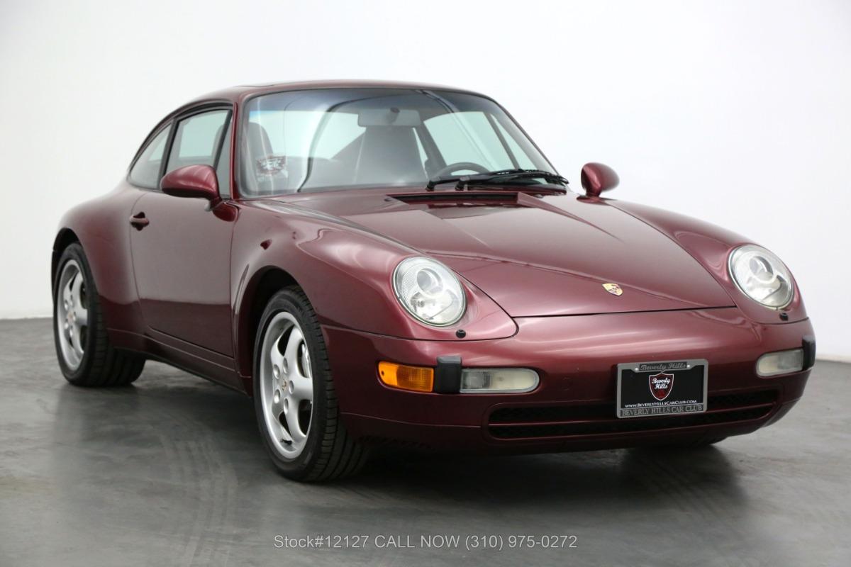 1996 Porsche 993 Coupe