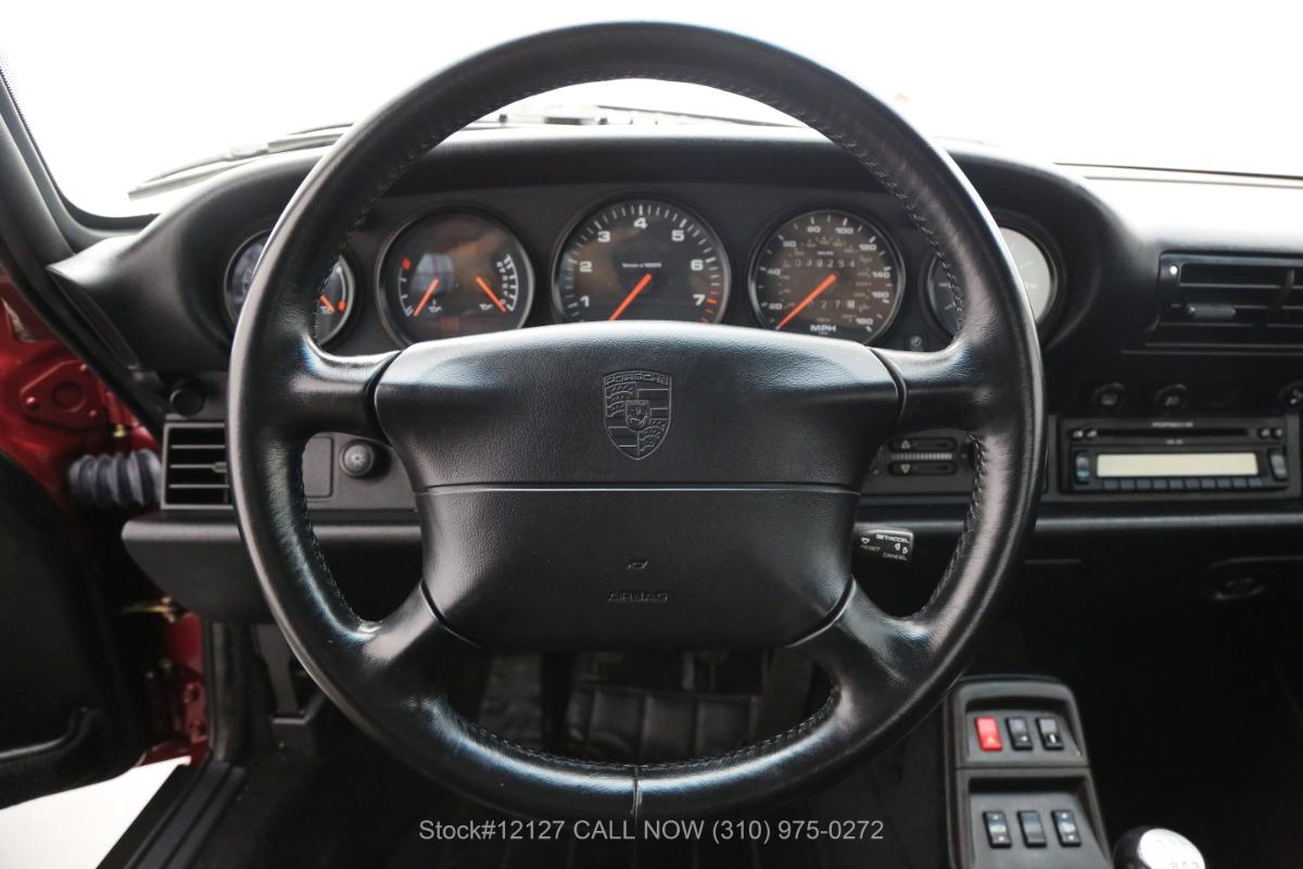 Used 1996 Porsche 993 Coupe | Los Angeles, CA