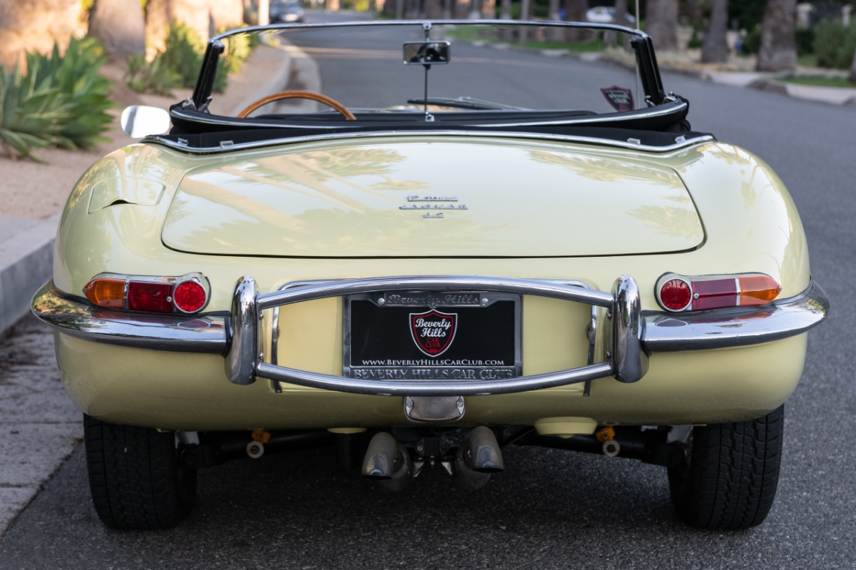Used 1967 Jaguar XKE Roadster | Los Angeles, CA