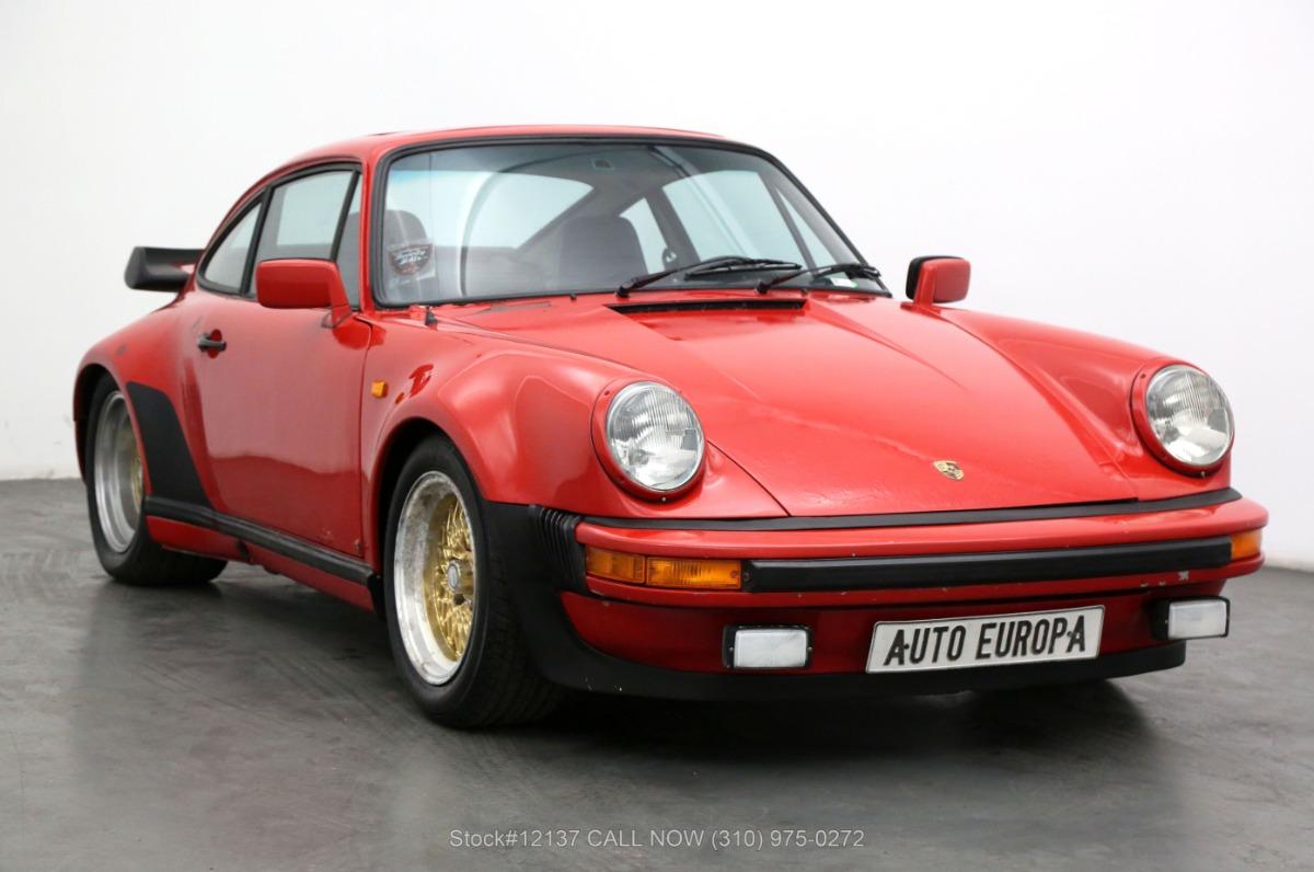 1981 Porsche 911SC Turbo Look Coupe