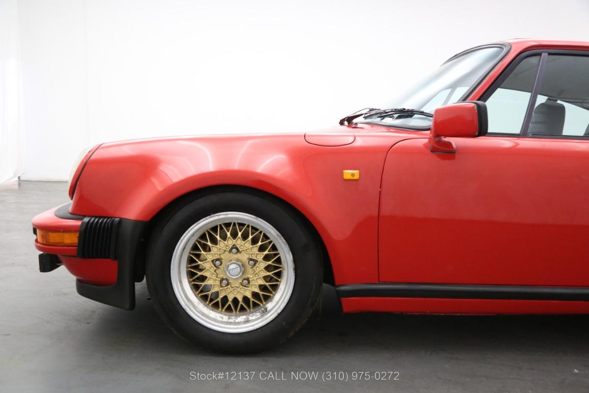 Used 1981 Porsche 911SC Turbo Look Coupe   Los Angeles, CA