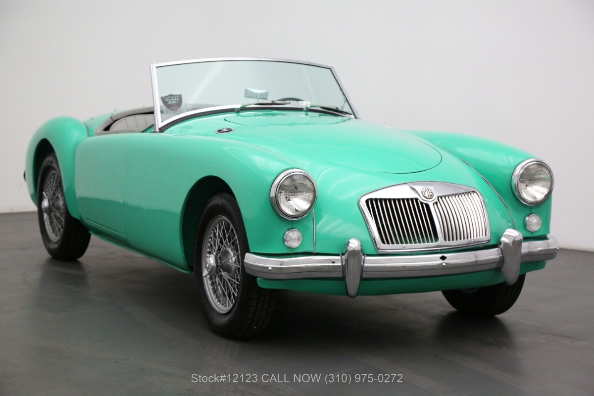 1957 MG A 1500 Roadster