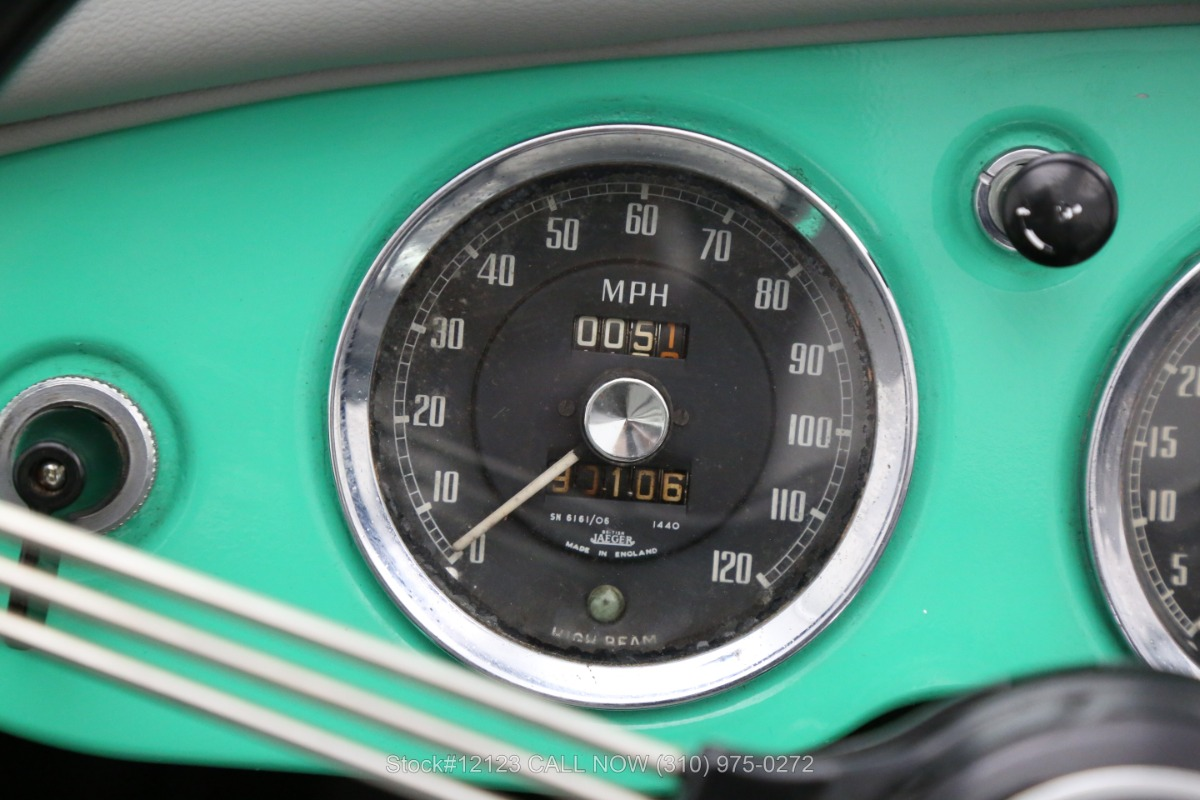 Used 1957 MG A 1500 Roadster | Los Angeles, CA