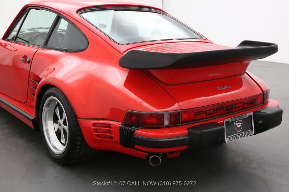Used 1980 Porsche 911SC Turbo Look Coupe | Los Angeles, CA