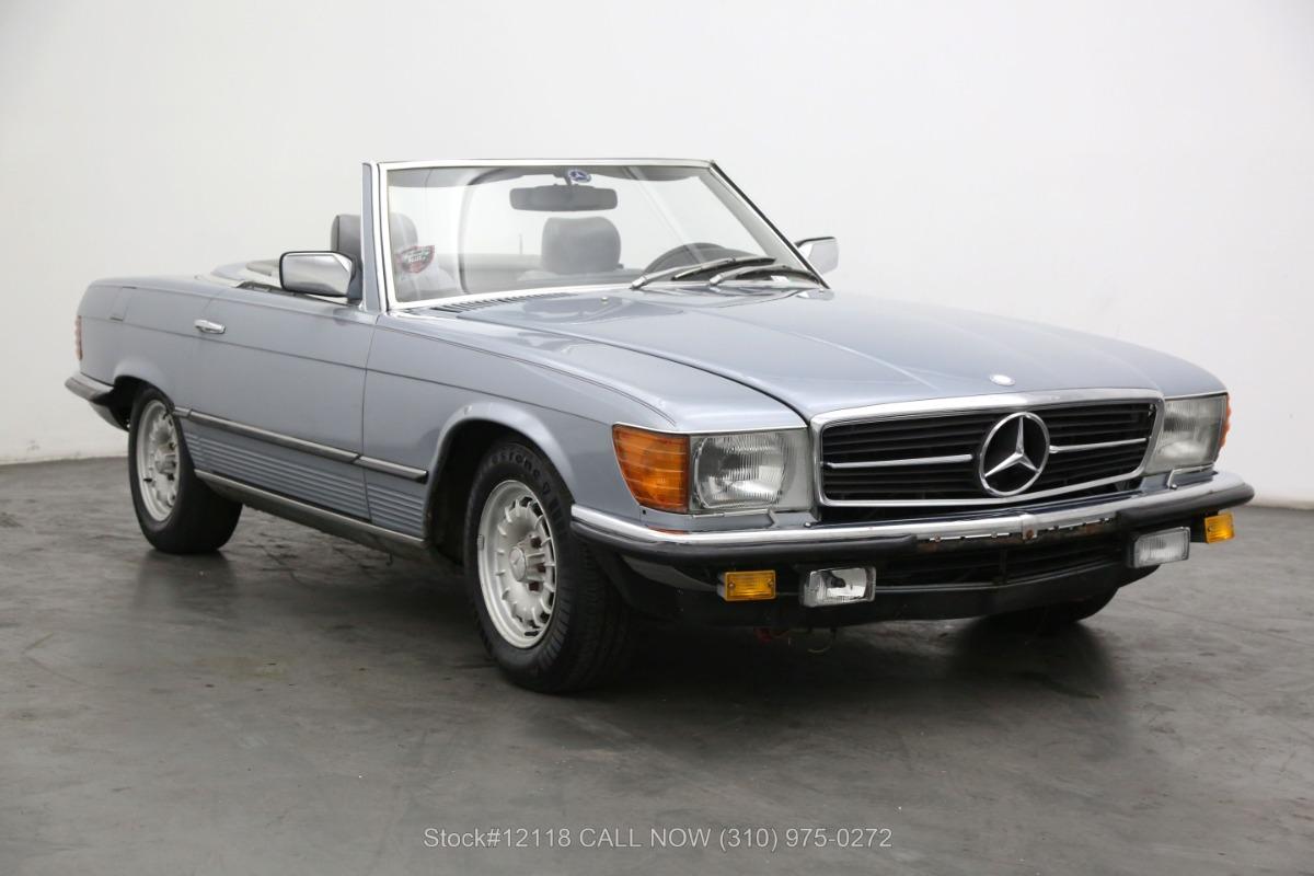 1983 Mercedes-Benz 280SL 5-Speed