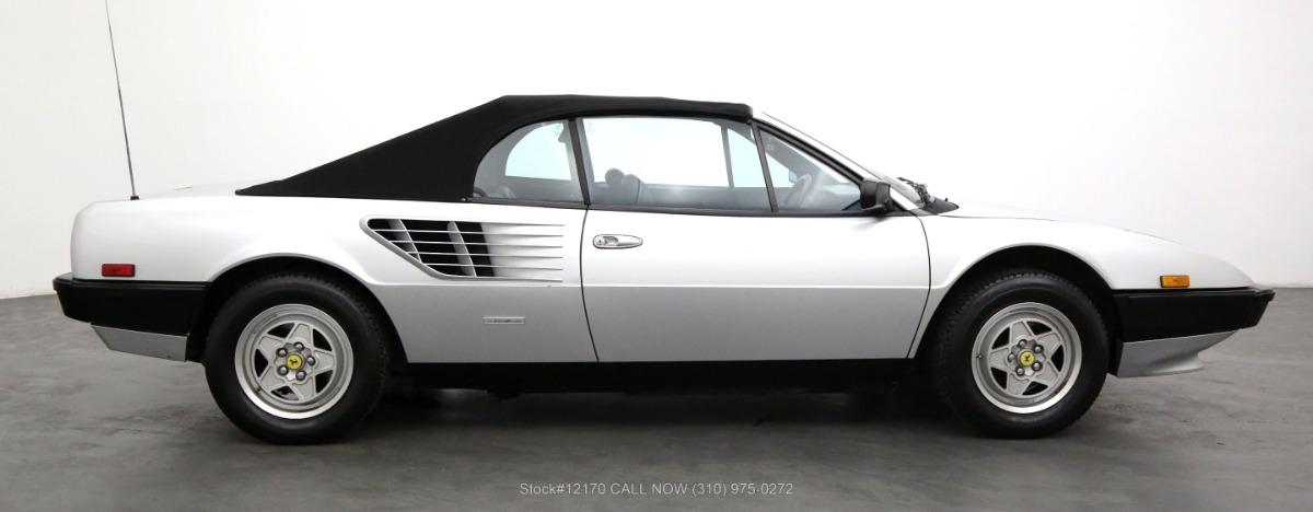 Used 1984 Ferrari Mondial Cabriolet | Los Angeles, CA