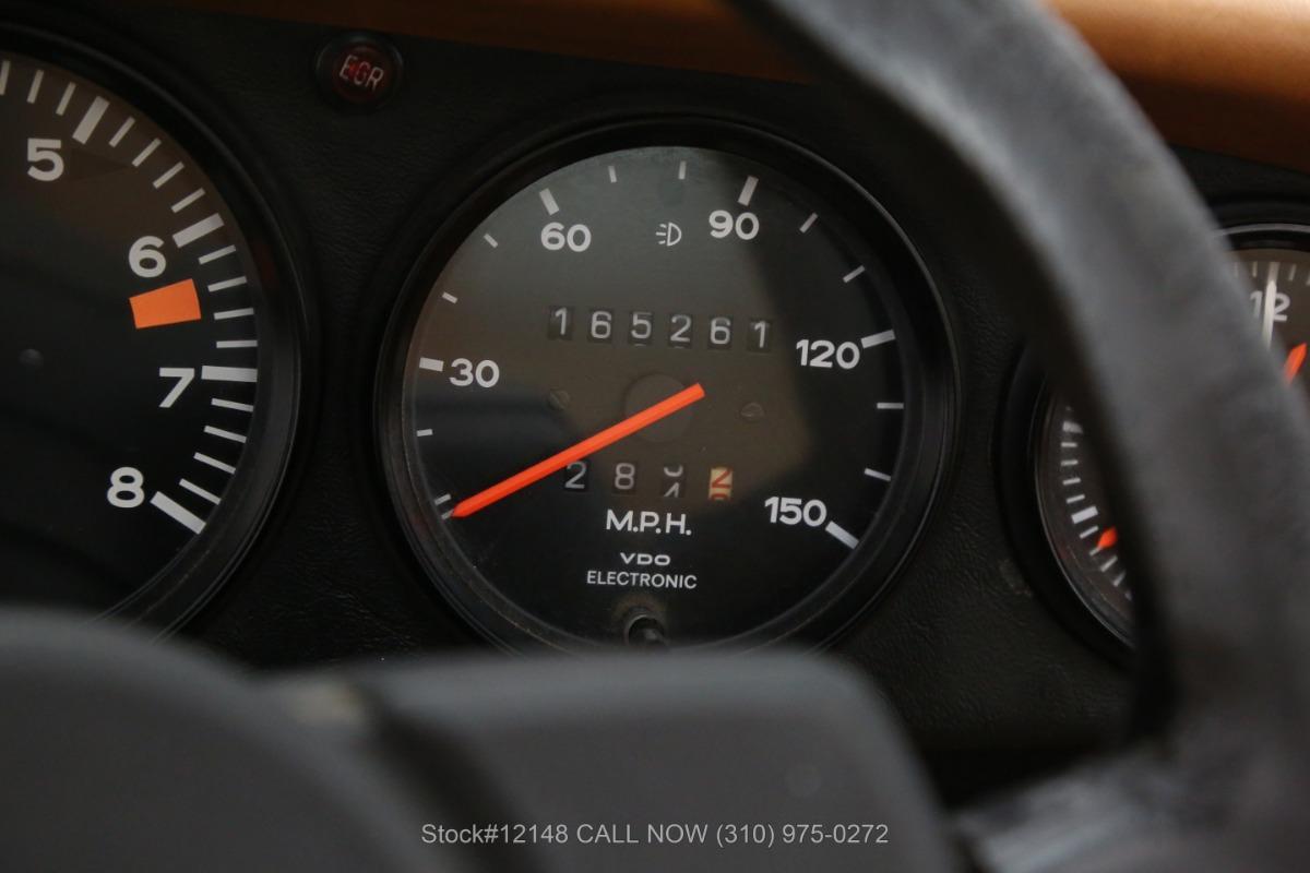 Used 1977 Porsche 911S Targa   Los Angeles, CA