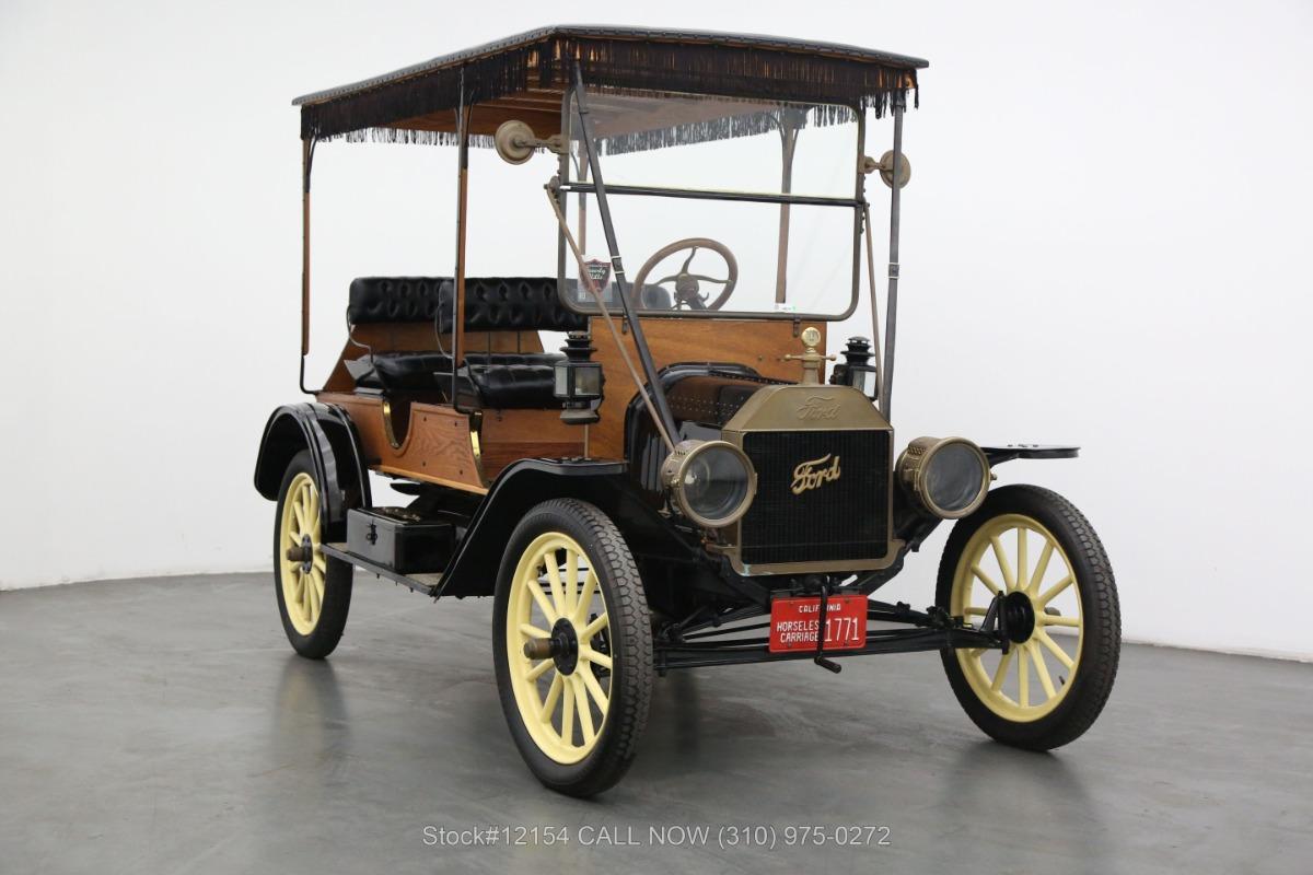 1914 Ford Buckboard Model T