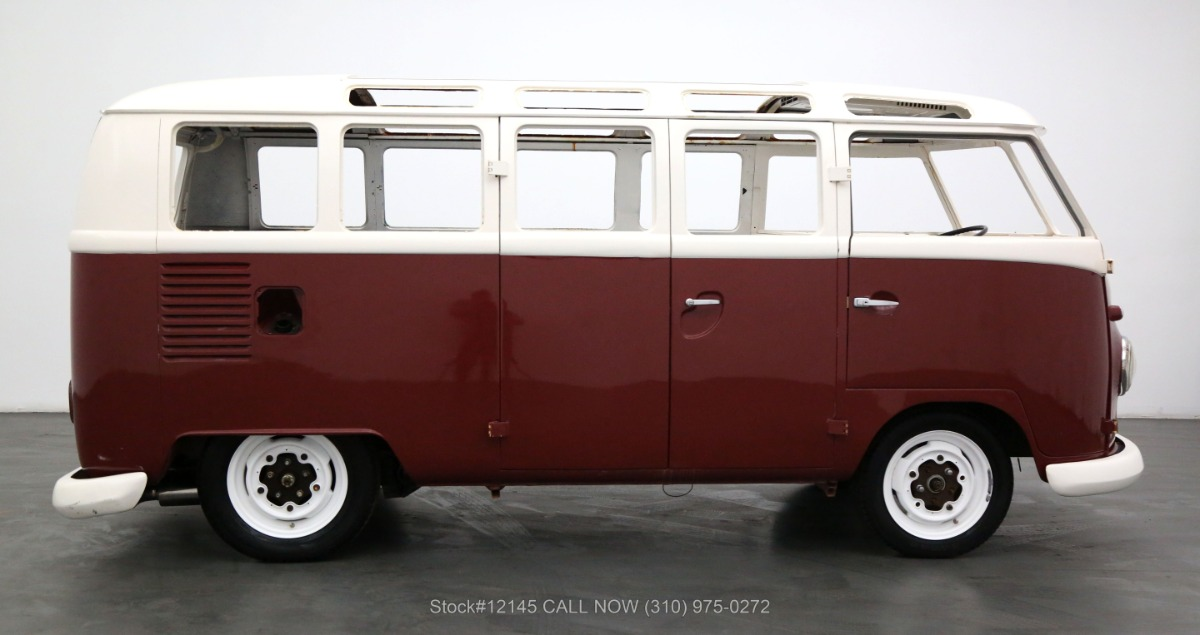 Used 1964 Volkswagen 21 Window Bus | Los Angeles, CA