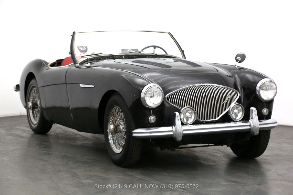 1954 Austin-Healey 100-4 Convertible Sports Car