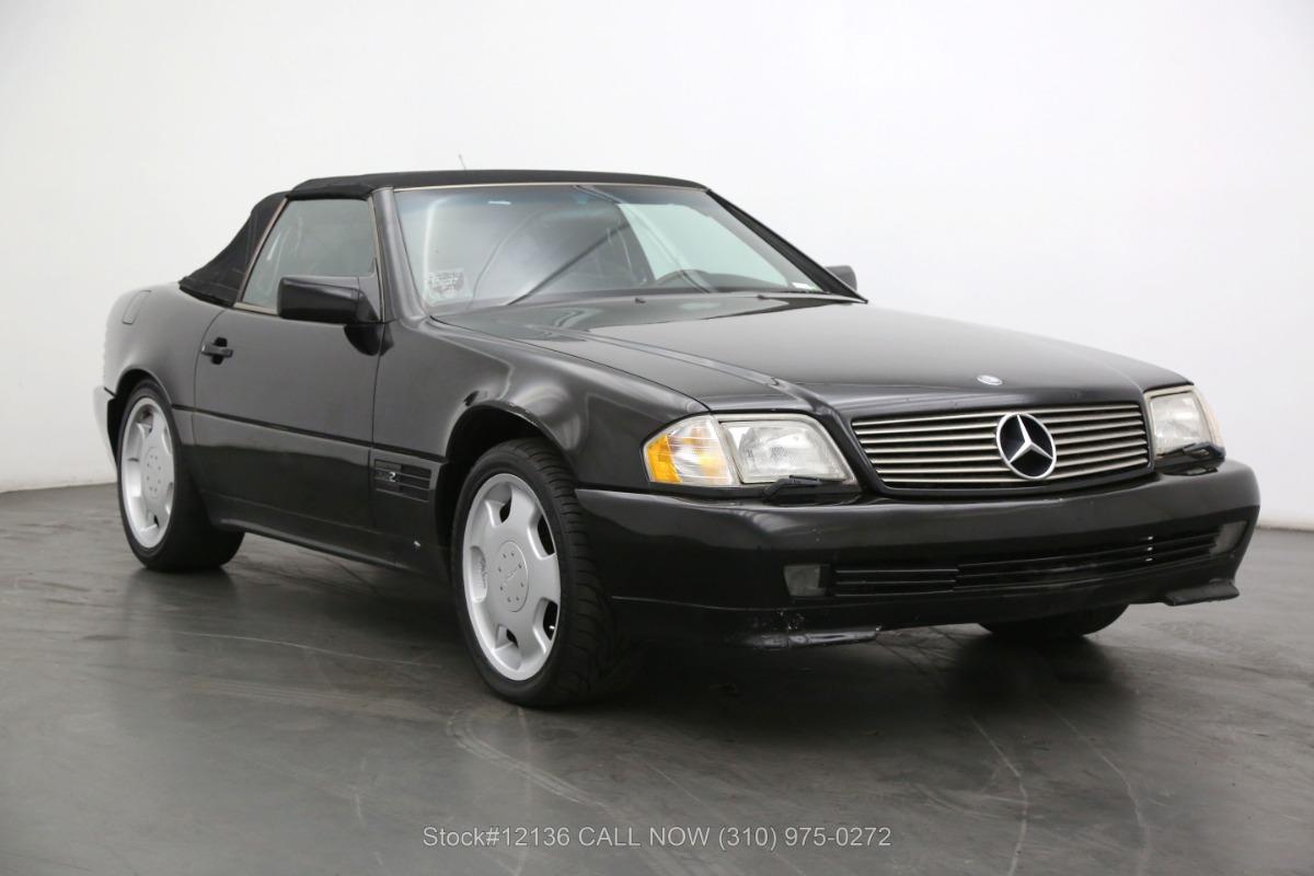 1995 Mercedes-Benz SL600