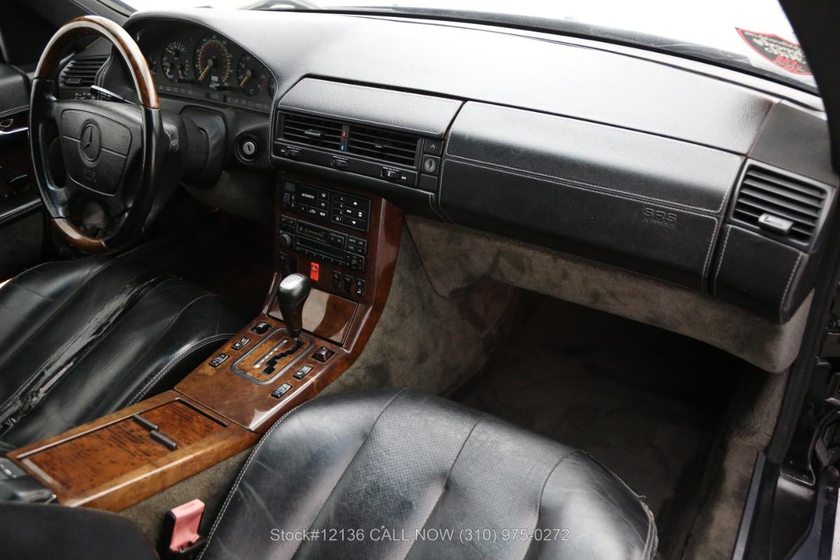 Used 1995 Mercedes-Benz SL600  | Los Angeles, CA