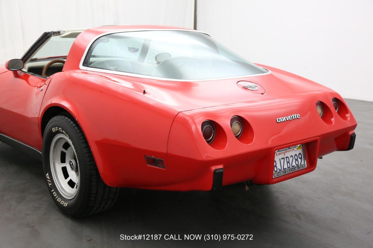 Used 1978 Chevrolet Corvette    Los Angeles, CA