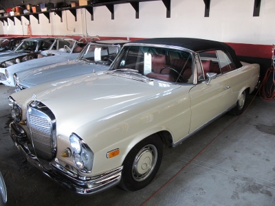1968 mercedes benz 280se cabriolet for 1968 mercedes benz 280 se convertible