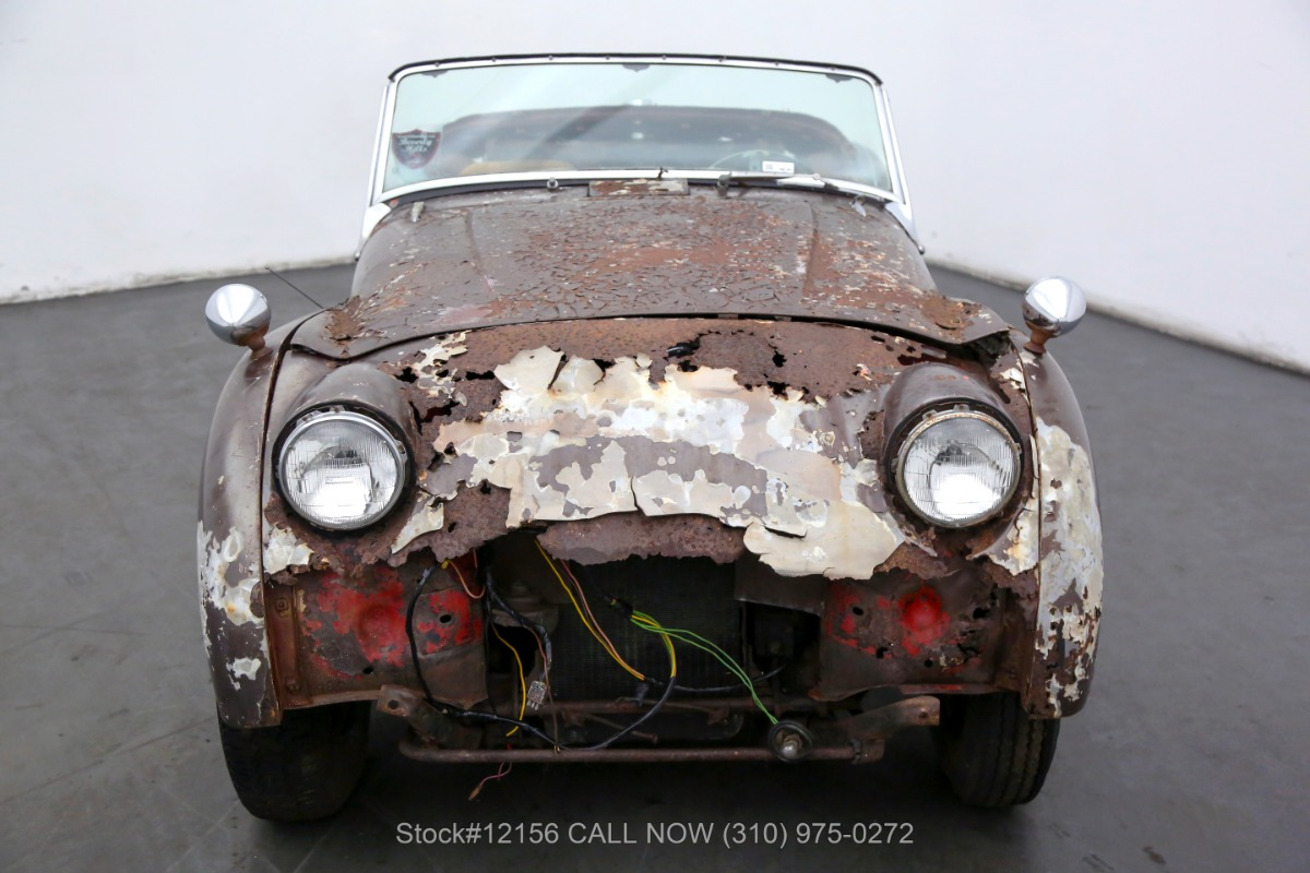 Used 1959 Triumph TR3A  | Los Angeles, CA