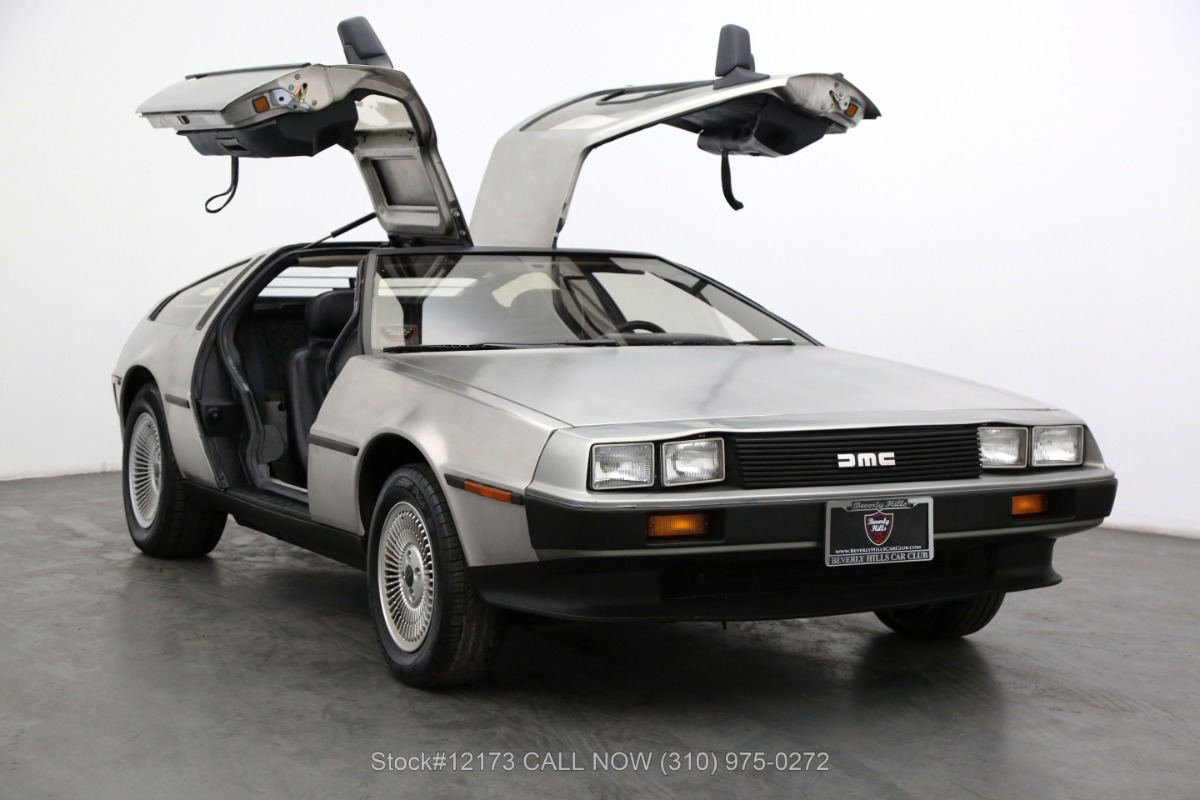 1982 DeLorean DMC