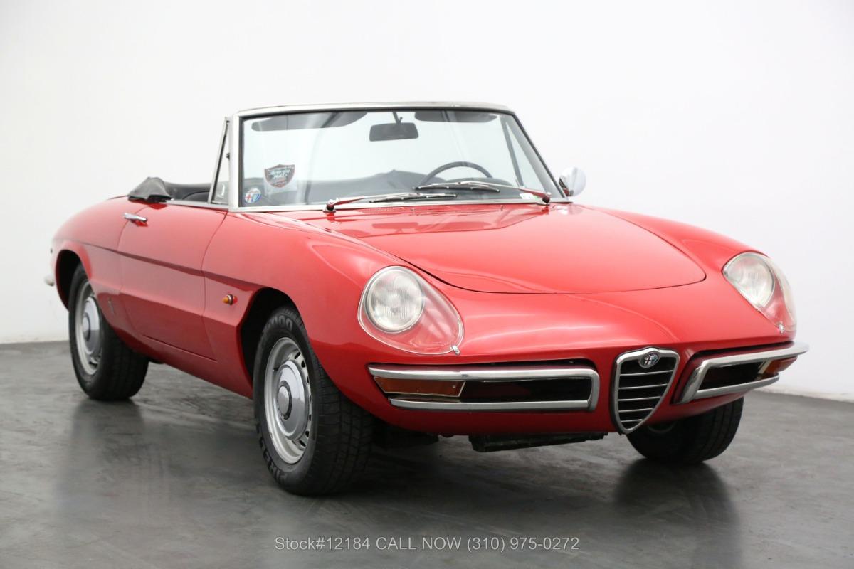 Used 1967 Alfa Romeo Duetto Spider    Los Angeles, CA