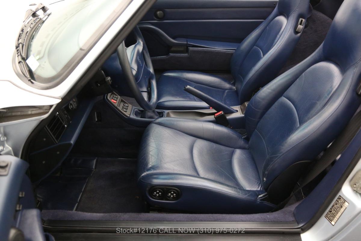 Used 1996 Porsche 993 Cabriolet   Los Angeles, CA