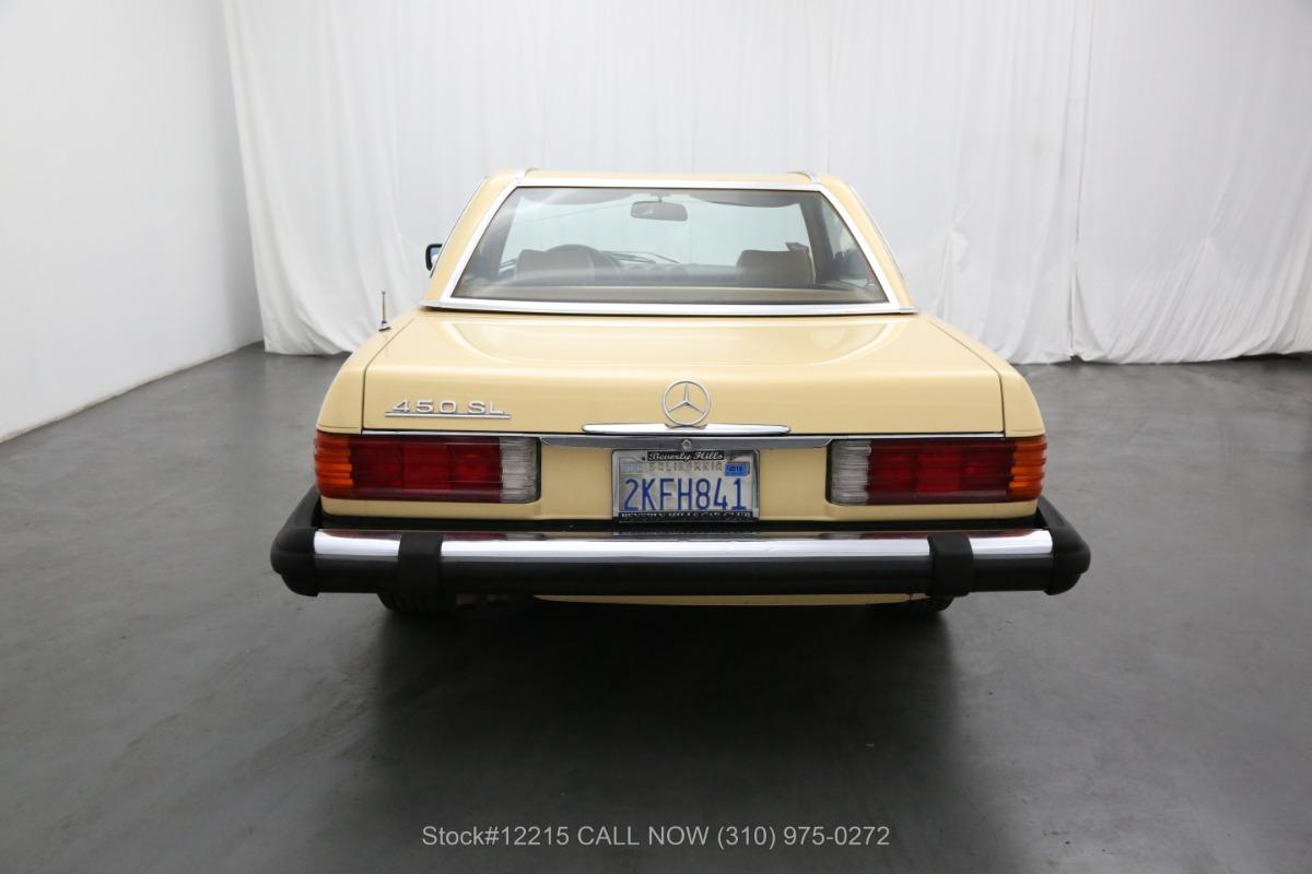 Used 1980 Mercedes-Benz 450SL    Los Angeles, CA
