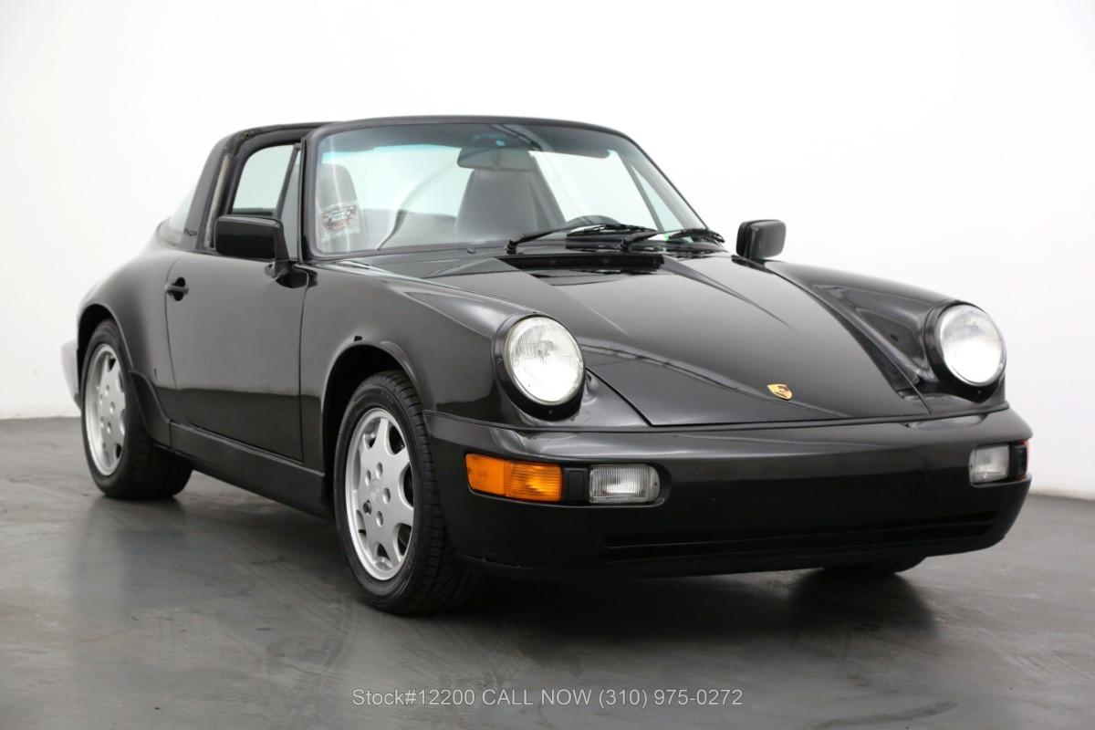 1991 Porsche 964 Targa