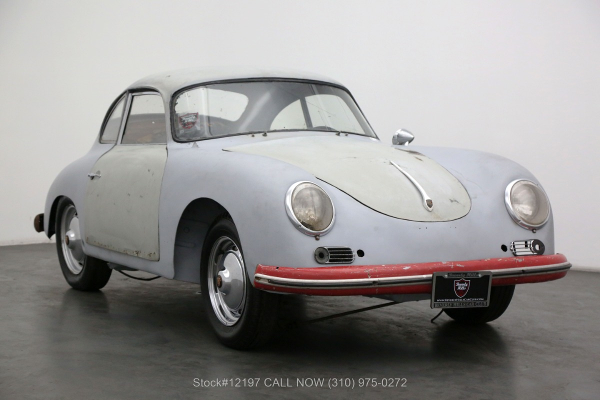 Used 1958 Porsche 356A Coupe | Los Angeles, CA
