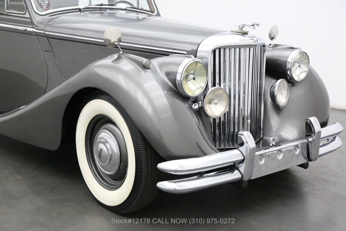 Used 1951 Jaguar Mark V Saloon 3.5-Liter ​Left-Hand Drive  | Los Angeles, CA